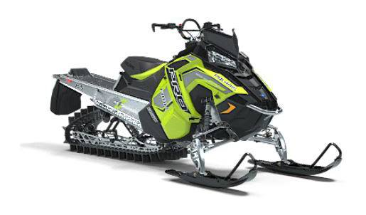2019 Polaris 850 PRO-RMK 163 SnowCheck Select in Shawano, Wisconsin