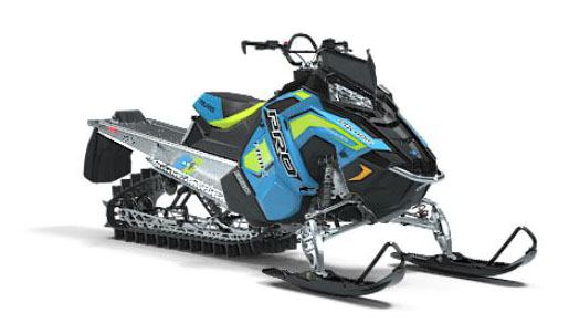 2019 Polaris 850 PRO-RMK 163 SnowCheck Select in Baldwin, Michigan