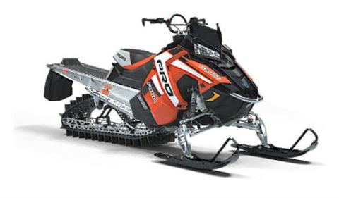 2019 Polaris 850 PRO-RMK 163 SnowCheck Select 3.0 in Deerwood, Minnesota