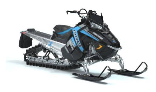2019 Polaris 850 PRO-RMK 174 SnowCheck Select 3.0 in Pittsfield, Massachusetts