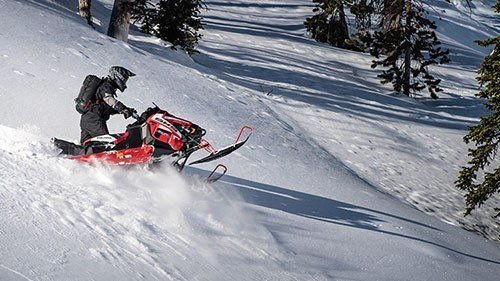 2019 Polaris 850 SKS 146 SnowCheck Select in Ponderay, Idaho