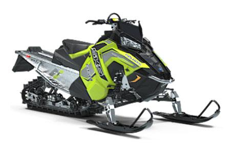 2019 Polaris 850 SKS 146 SnowCheck Select in Baldwin, Michigan