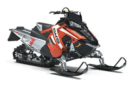 2019 Polaris 850 SKS 146 SnowCheck Select in Woodruff, Wisconsin