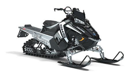 2019 Polaris 850 SKS 155 SnowCheck Select in Hillman, Michigan