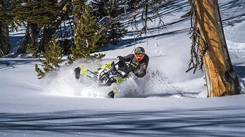 2019 Polaris 850 SKS 155 SnowCheck Select in Pinehurst, Idaho