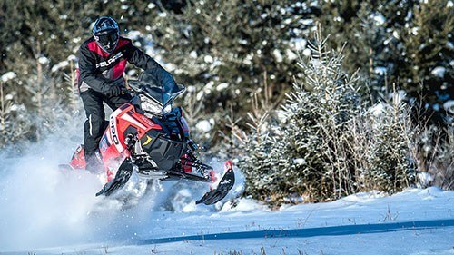 2019 Polaris 850 Switchback Pro-S SnowCheck Select in Newport, Maine