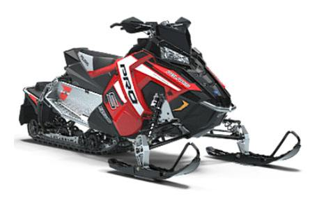 2019 Polaris 850 Switchback Pro-S SnowCheck Select in Leesville, Louisiana