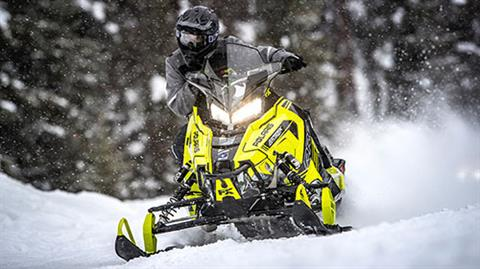 2019 Polaris 850 Switchback Pro-S SnowCheck Select in Woodruff, Wisconsin
