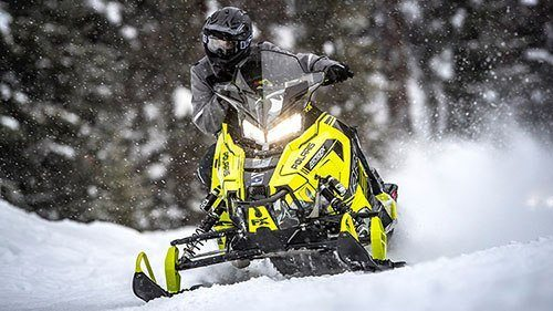 2019 Polaris 850 Switchback Pro-S SnowCheck Select in Sterling, Illinois