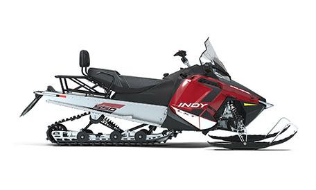 2019 Polaris 550 INDY LXT ES in Barre, Massachusetts - Photo 2