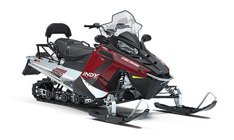 2019 Polaris 550 INDY LXT ES Northstar Edition in Bigfork, Minnesota