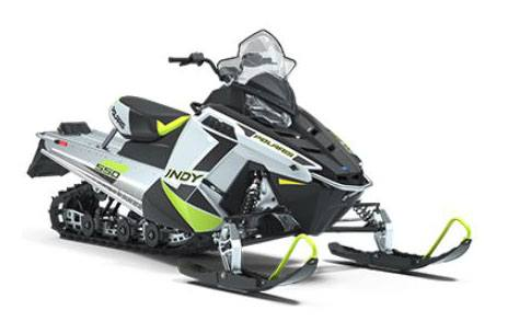 2019 Polaris 550 INDY 121 ES in Gaylord, Michigan