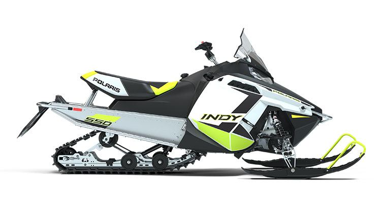 2019 Polaris 550 INDY 121 ES in Center Conway, New Hampshire
