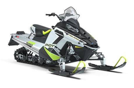 2019 Polaris 550 INDY 144 ES in Fond Du Lac, Wisconsin