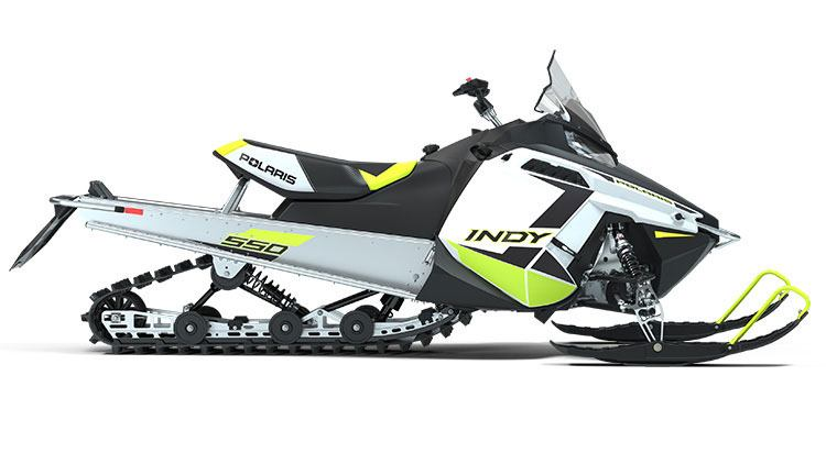 2019 Polaris 550 INDY 144 ES in Mount Pleasant, Michigan