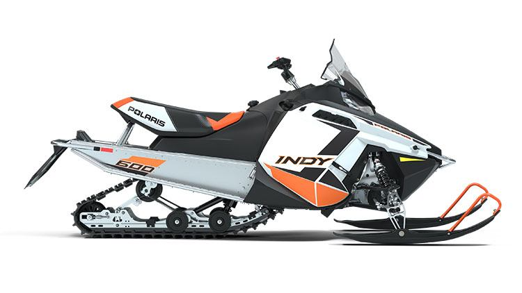 2019 Polaris 600 INDY 121 ES in Barre, Massachusetts
