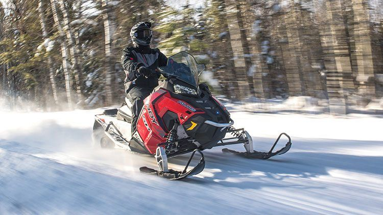 2019 Polaris 600 INDY SP 129 ES in Chippewa Falls, Wisconsin