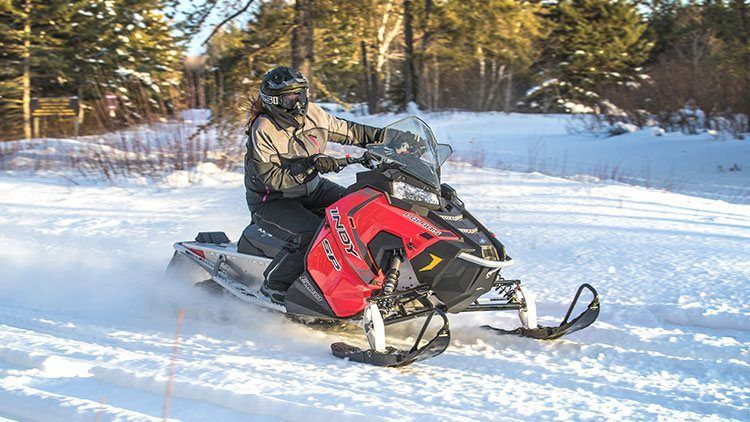 2019 Polaris 600 INDY SP 129 ES in Woodstock, Illinois