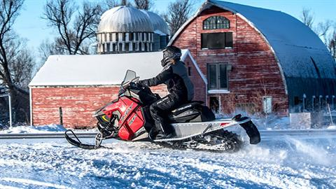 2019 Polaris 600 INDY SP 129 ES in Baldwin, Michigan