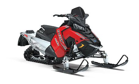 2019 Polaris 600 INDY SP 129 ES in Albert Lea, Minnesota