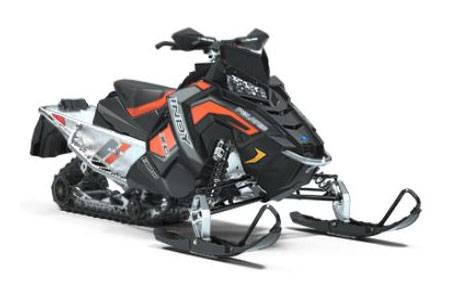2019 Polaris 600 INDY XC 129 Snowcheck Select in Saratoga, Wyoming - Photo 1