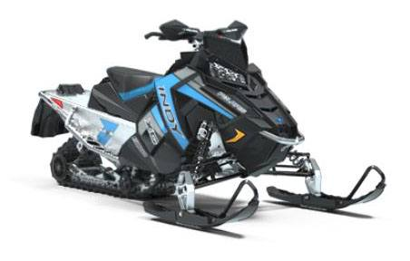 2019 Polaris 600 INDY XC 129 Snowcheck Select in Lake City, Colorado - Photo 1