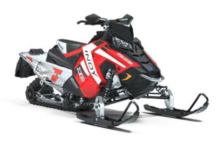 2019 Polaris 600 INDY XC 129 Snowcheck Select in Malone, New York - Photo 1