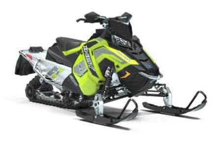 2019 Polaris 600 INDY XC 129 Snowcheck Select in Pinehurst, Idaho