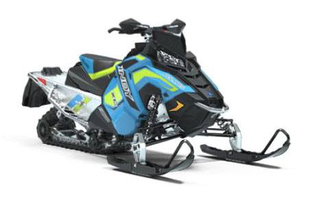 2019 Polaris 600 INDY XC 129 Snowcheck Select in Woodstock, Illinois - Photo 1
