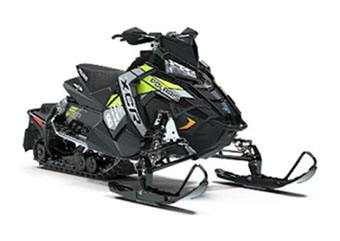 2019 Polaris 600 RUSH XCR Cobra SnowCheck Select in Pittsfield, Massachusetts