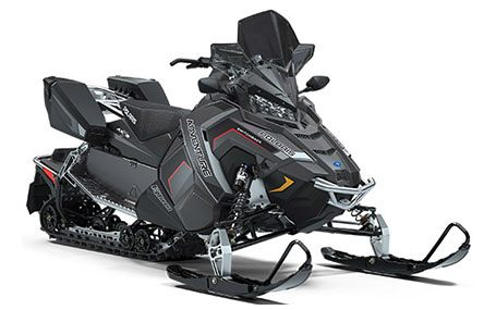 2019 Polaris 600 Switchback Adventure in Nome, Alaska