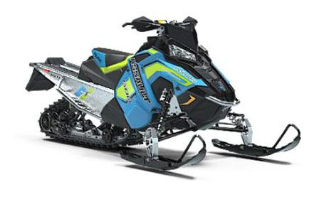2019 Polaris 600 Switchback Assault 144 SnowCheck Select in Woodruff, Wisconsin