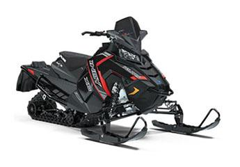 2019 Polaris 800 INDY 129 XC 1.25 Ripsaw II ES in Bigfork, Minnesota