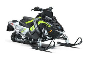 2019 Polaris 800 INDY XC 129 Snowcheck Select in Mount Pleasant, Michigan