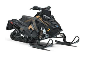 2019 Polaris 800 INDY XC 129 Snowcheck Select in Baldwin, Michigan