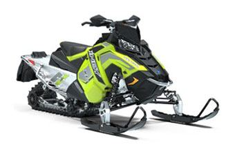 2019 Polaris 800 INDY XC 129 Snowcheck Select in Little Falls, New York