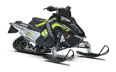 2019 Polaris 800 Switchback Assault 144 SnowCheck Select in Baldwin, Michigan