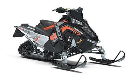 2019 Polaris 800 Switchback Assault 144 SnowCheck Select in Elkhorn, Wisconsin