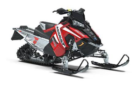 2019 Polaris 800 Switchback Assault 144 SnowCheck Select in Center Conway, New Hampshire