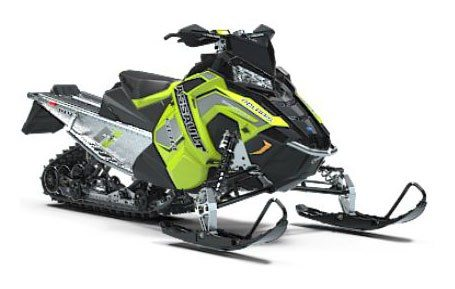 2019 Polaris 800 Switchback Assault 144 SnowCheck Select in Lincoln, Maine