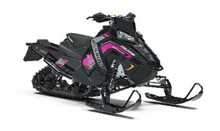 2019 Polaris 800 Switchback Assault 144 SnowCheck Select in Altoona, Wisconsin