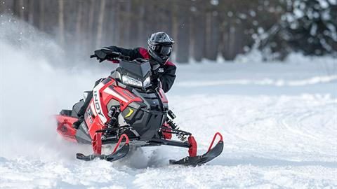 2019 Polaris 600 INDY XC 129 Snowcheck Select in Leesville, Louisiana