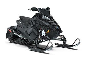 2019 Polaris 850 RUSH XCR Cobra SnowCheck Select in Milford, New Hampshire