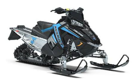 2019 Polaris 850 Switchback Assault 144 SnowCheck Select in Hillman, Michigan