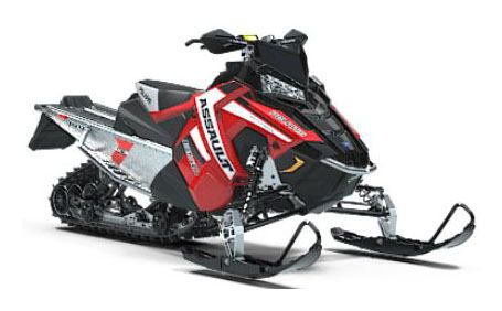 2019 Polaris 850 Switchback Assault 144 SnowCheck Select in Traverse City, Michigan