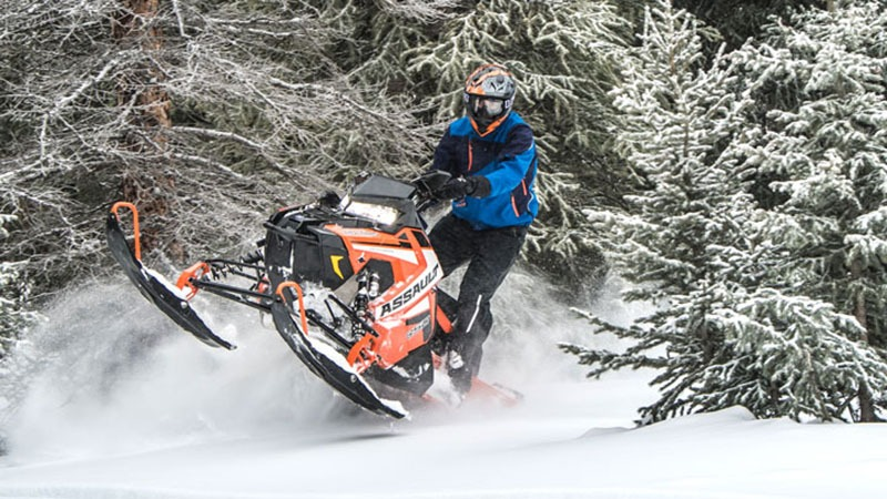 2019 Polaris 850 Switchback Assault 144 SnowCheck Select in Woodstock, Illinois
