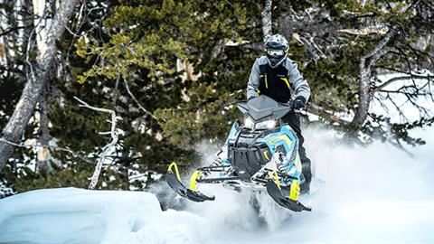2019 Polaris 850 Switchback Assault 144 SnowCheck Select in Milford, New Hampshire