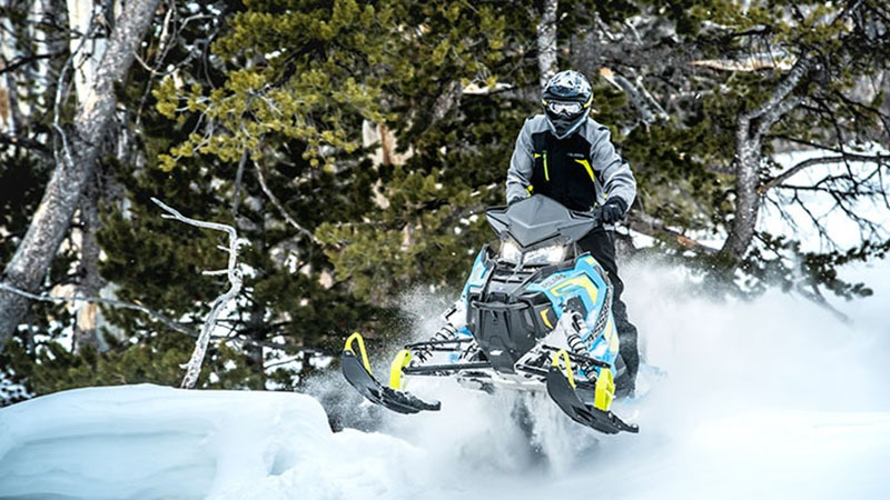 2019 Polaris 850 Switchback Assault 144 SnowCheck Select in Newport, Maine