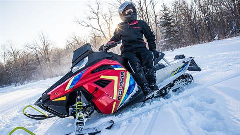 2019 Polaris INDY EVO in Baldwin, Michigan