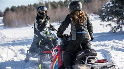 2019 Polaris INDY EVO in Mio, Michigan